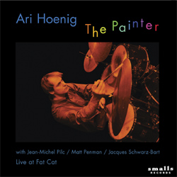 Ari Hoenig: The Painter
